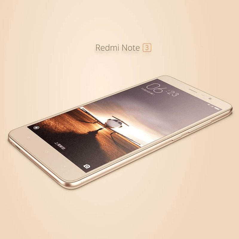 Xiaomi Redmi Note 3 revealed