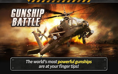Gunship Battle Helicopter 3D Mod Apk