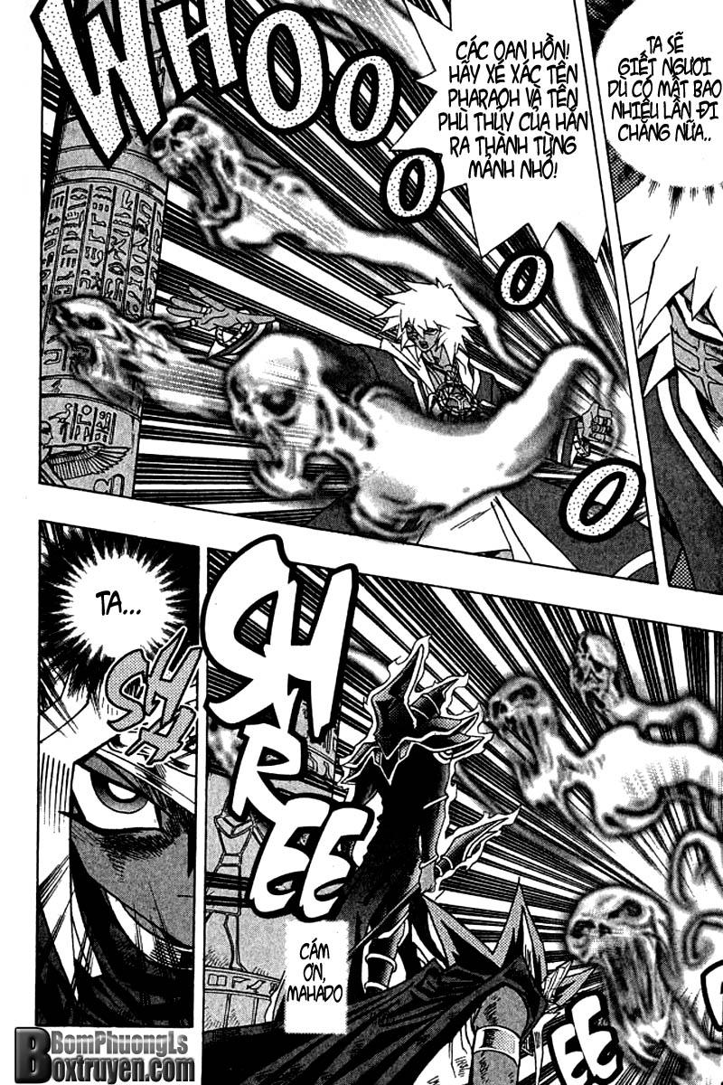 YUGI-OH! chap 314 - trận chiến với linh hồn siêu quái thú trang 7