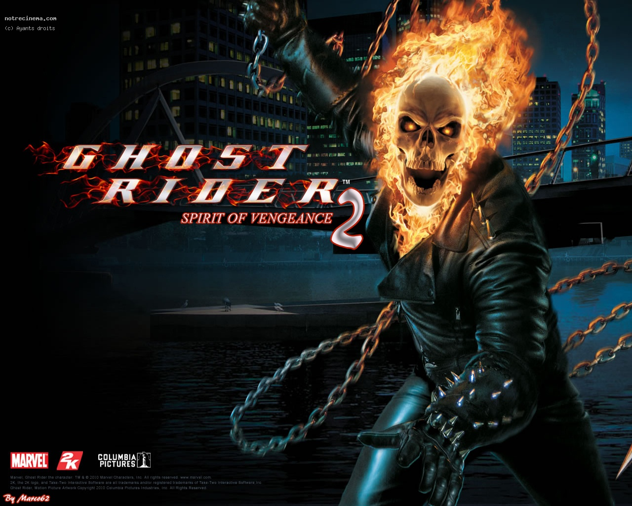 jk 39 s wing ghost rider 2 movie review. Black Bedroom Furniture Sets. Home Design Ideas