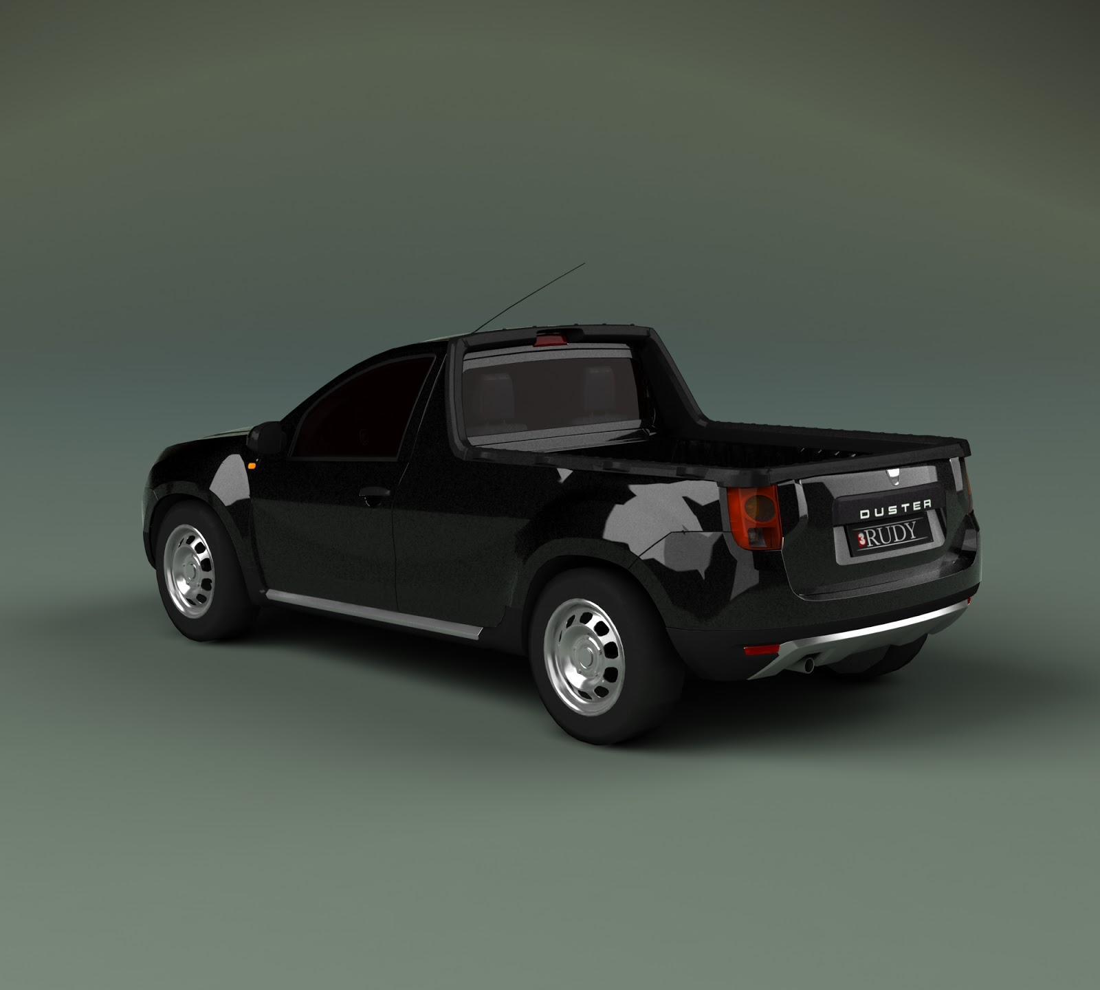 dacia duster pick up c toxic racer 39 s. Black Bedroom Furniture Sets. Home Design Ideas
