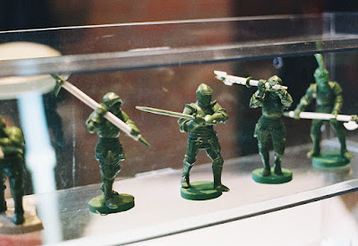 perry miniatures greens