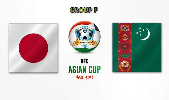 اليابان وتركمنستان بث مباشر