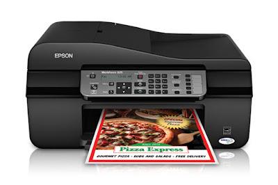 Epson WorkForce 325 Printer Driver Download
