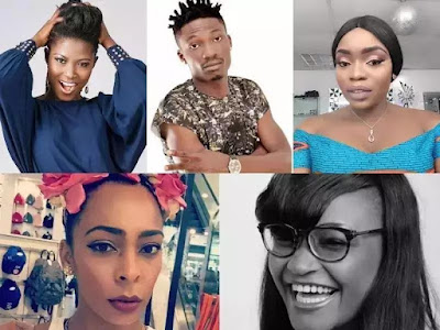 BBNAIJA FINALE - How Nigerians and others voted for their favourite contestants