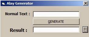 Gratis! Aplikasi Alay Generator dan Source Code