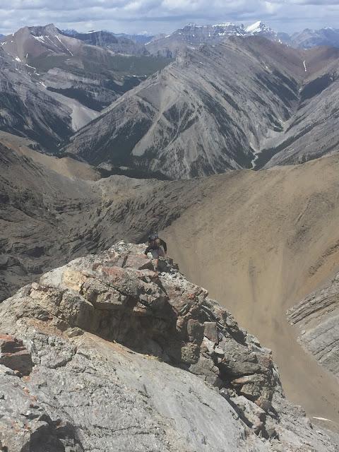 Mt Fable scramble