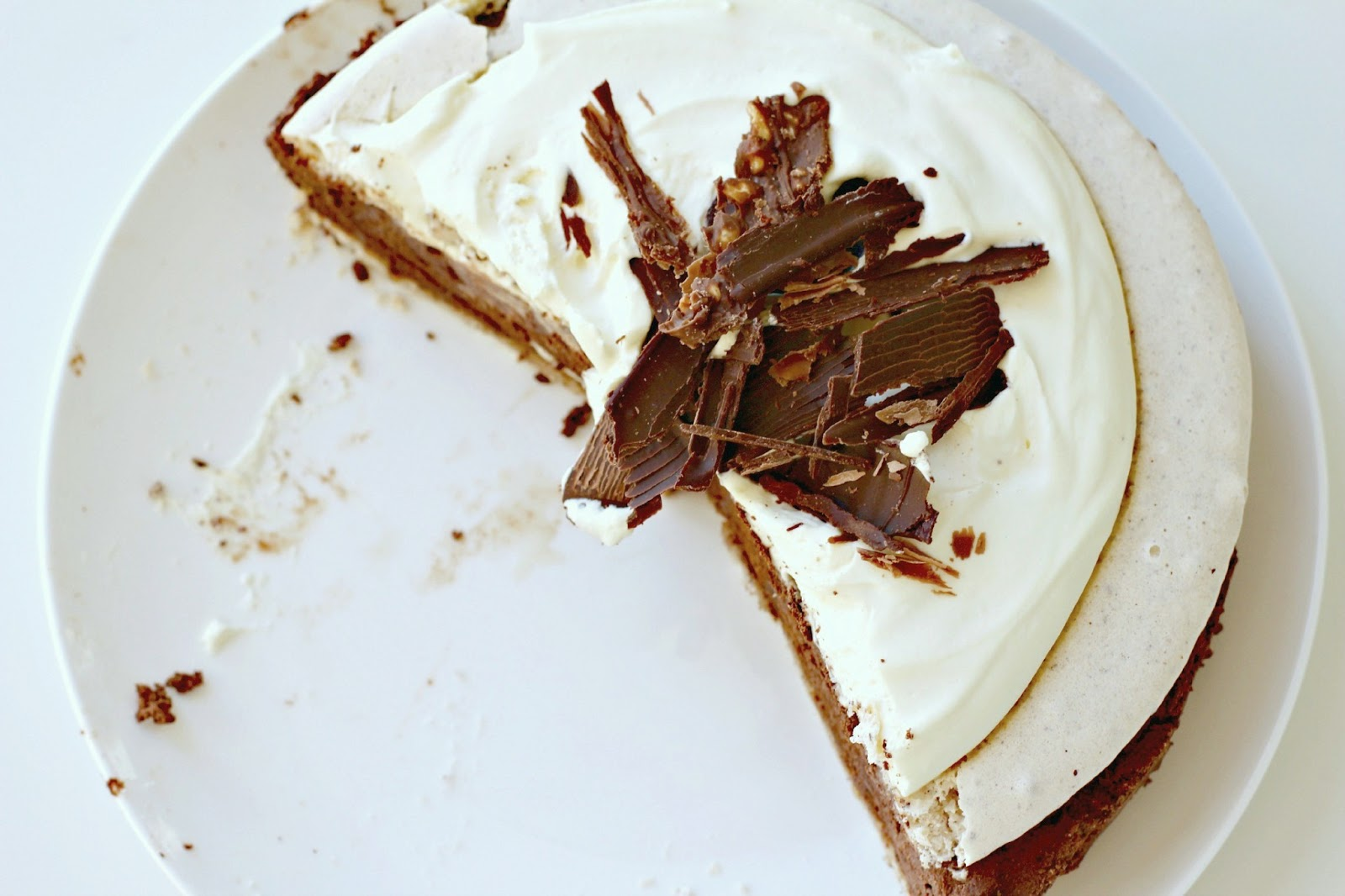 Chocolate Mousse Cake Recipe Donna Hay