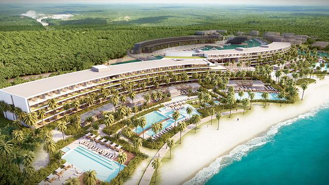 5 hoteles de 'lujo' que abrirán en México durante 2019