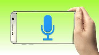 تطبيق (مسجل الصوت السهل)