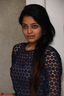 Dazzling Janani Iyer New pics in blue transparent dress spicy Pics 004.jpg