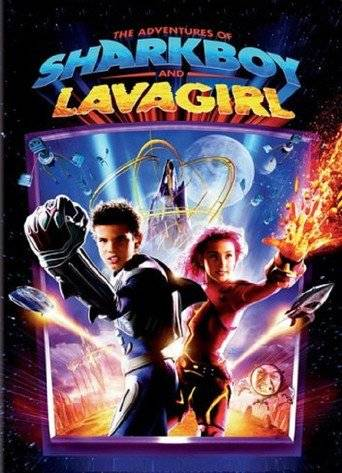 The Adventures of Sharkboy and Lavagirl (2005) ταινιες online seires xrysoi greek subs