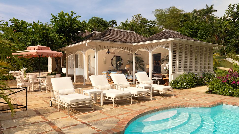 Round Hill Jamaica Villas Design Decoration