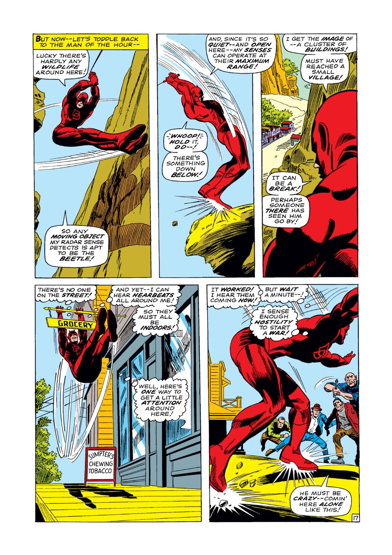 Daredevil (1964) 33 Page 17