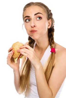 chew food