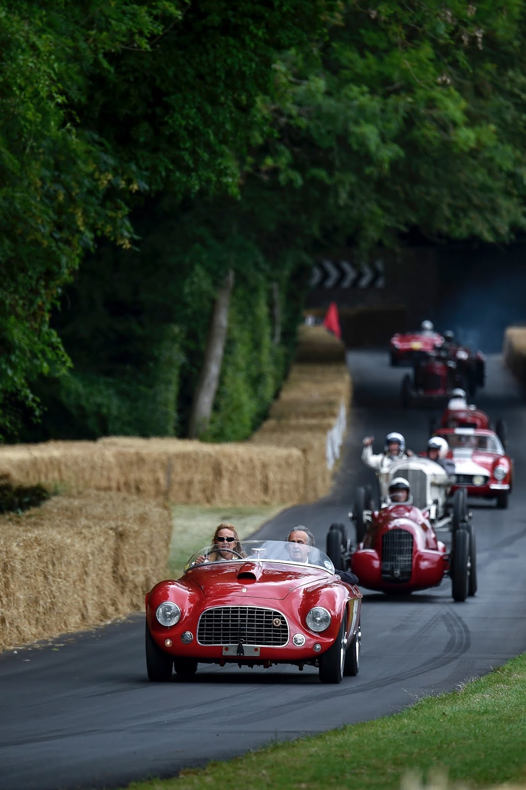 Goodwood Festival of Speed 2014: Ferrari