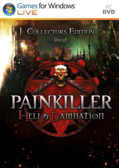 Painkiller Hell & Damnation Collector's Edition PC Full Español
