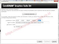 Cara Aktivasi CorelDRAW X4 Agar Full Version 2017