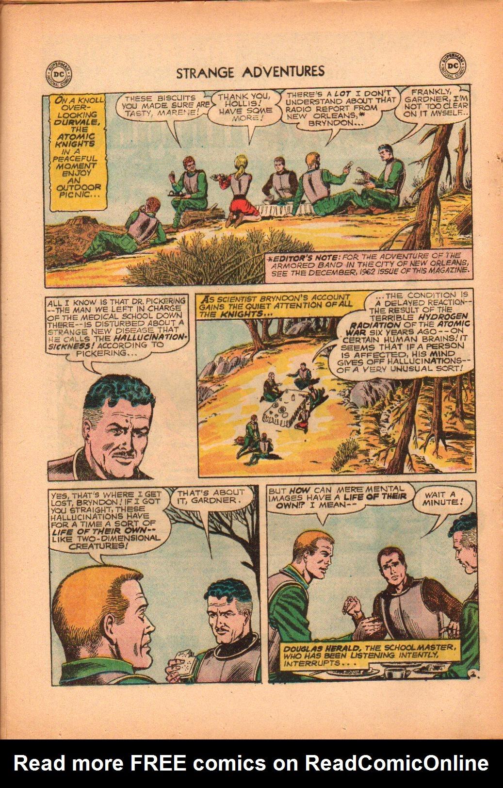 Strange Adventures (1950) issue 156 - Page 16