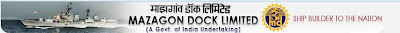 Mazagon Dock Recruitment 2017