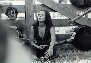 Steve Robinson and Penny Evison