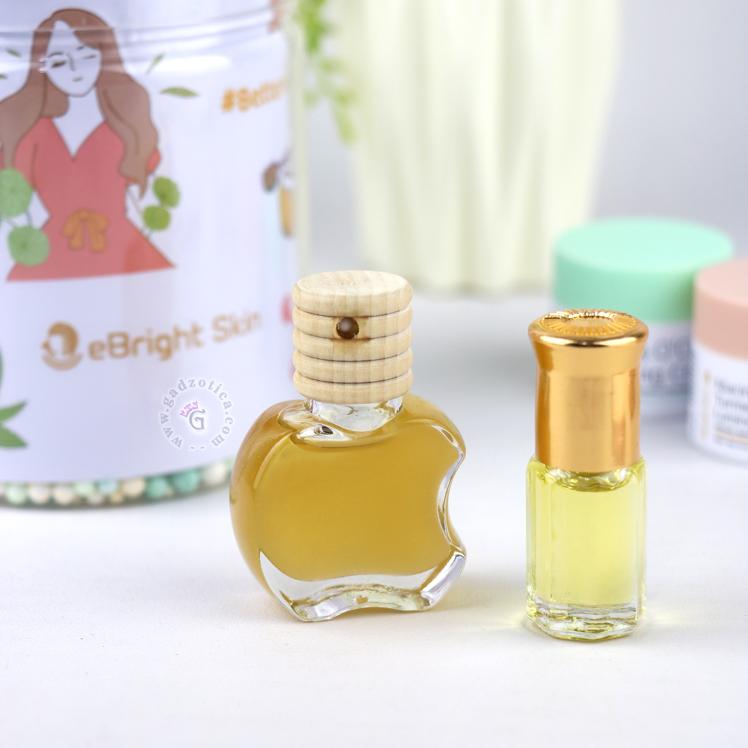 review eBright Skin Cream