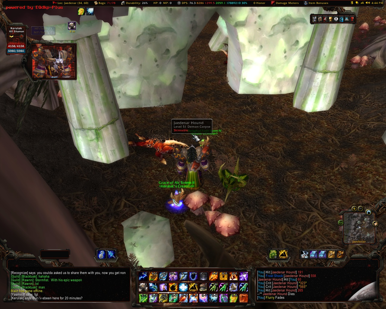 how to get to blackrock mountain wow vanilla from horde