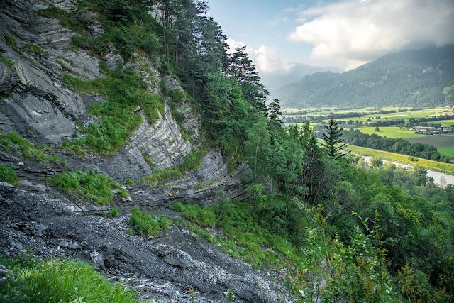 Rund ums Ellhorn  Wanderung Balzers  Fürstentum Liechtenstein 08