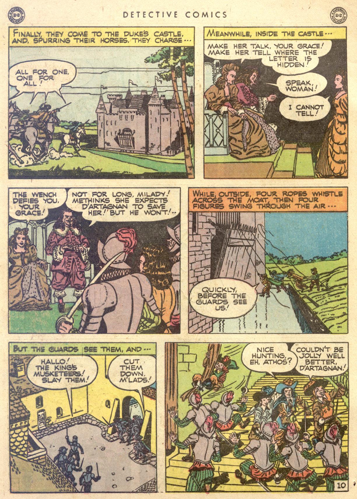 Read online Detective Comics (1937) comic -  Issue #122 - 46