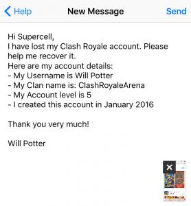 Cara Mudah Mengembalikan Akun Clash Royale yang Hilang, Cara Mengembalikan Akun Clash Royale yang Hilang, Cara Mudah Mengembalikan Akun clash royale, Cara mendapatkan kembali akun clash royale yang hilang di hack, cara mengembalikan akun clash royale dengan mudah.