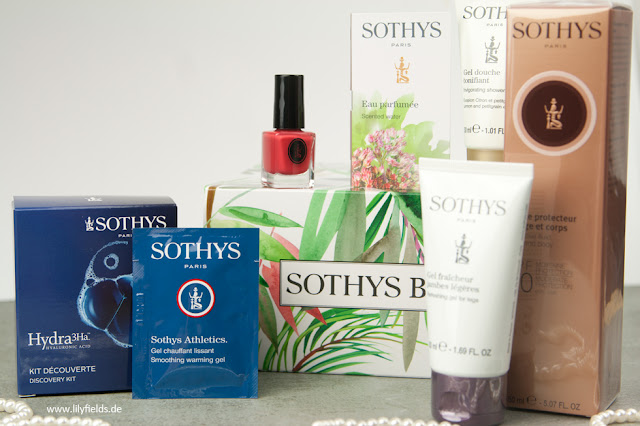 SOTHYS Box - Sommer-Edition 2018