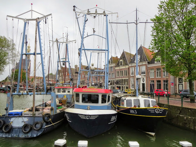Top places to visit in the Netherlands: sailboats in Hoorn