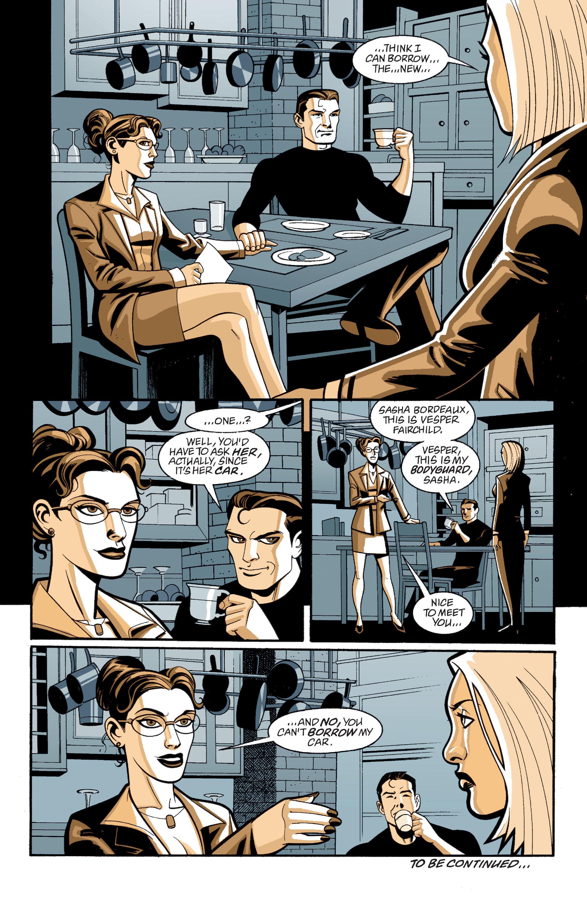 Detective Comics (1937) 760 Page 22