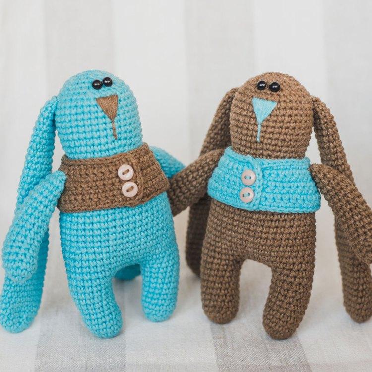 Crochet Smurfette amigurumi pattern - Amigurumi Today | 750x750
