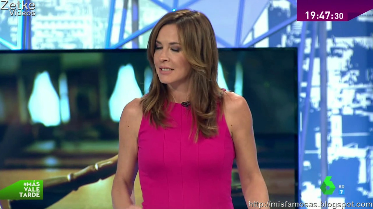 Anne Igartiburu (08 May 2018) | Mis Famosas