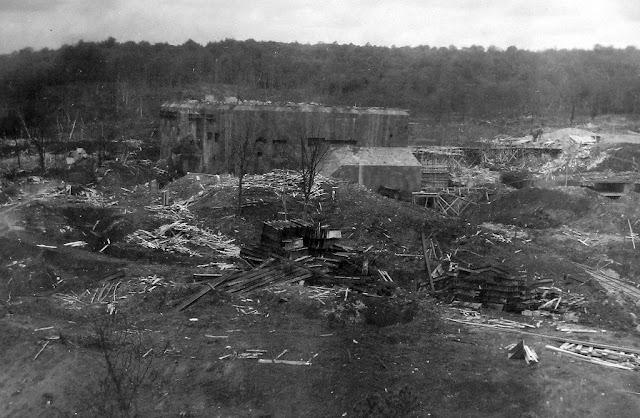 Blockhaus en 1943