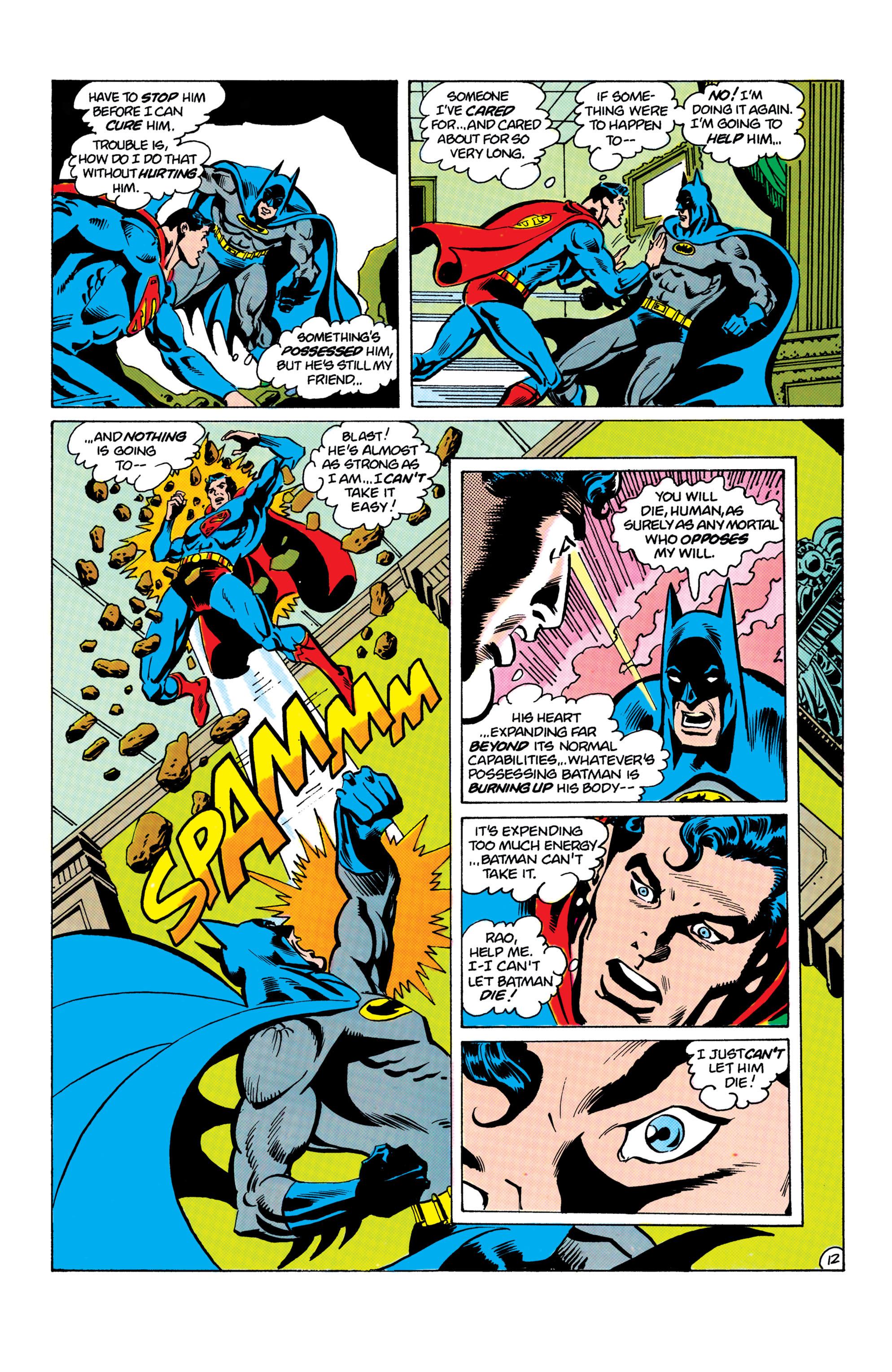 Read online World's Finest Comics comic -  Issue #288 - 13