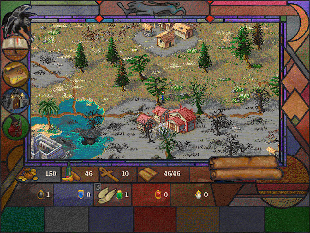 Magic the Gathering - Adventure Map screenshot