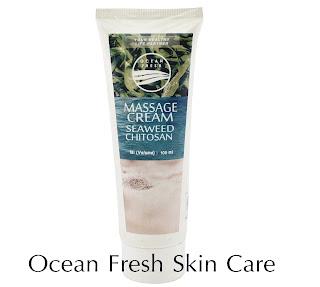 Massage Cream Seaweed Chitosan Ocean Fresh Seaweed Chitosan