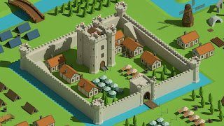 SimplePoly Medieval Low Poly Assets