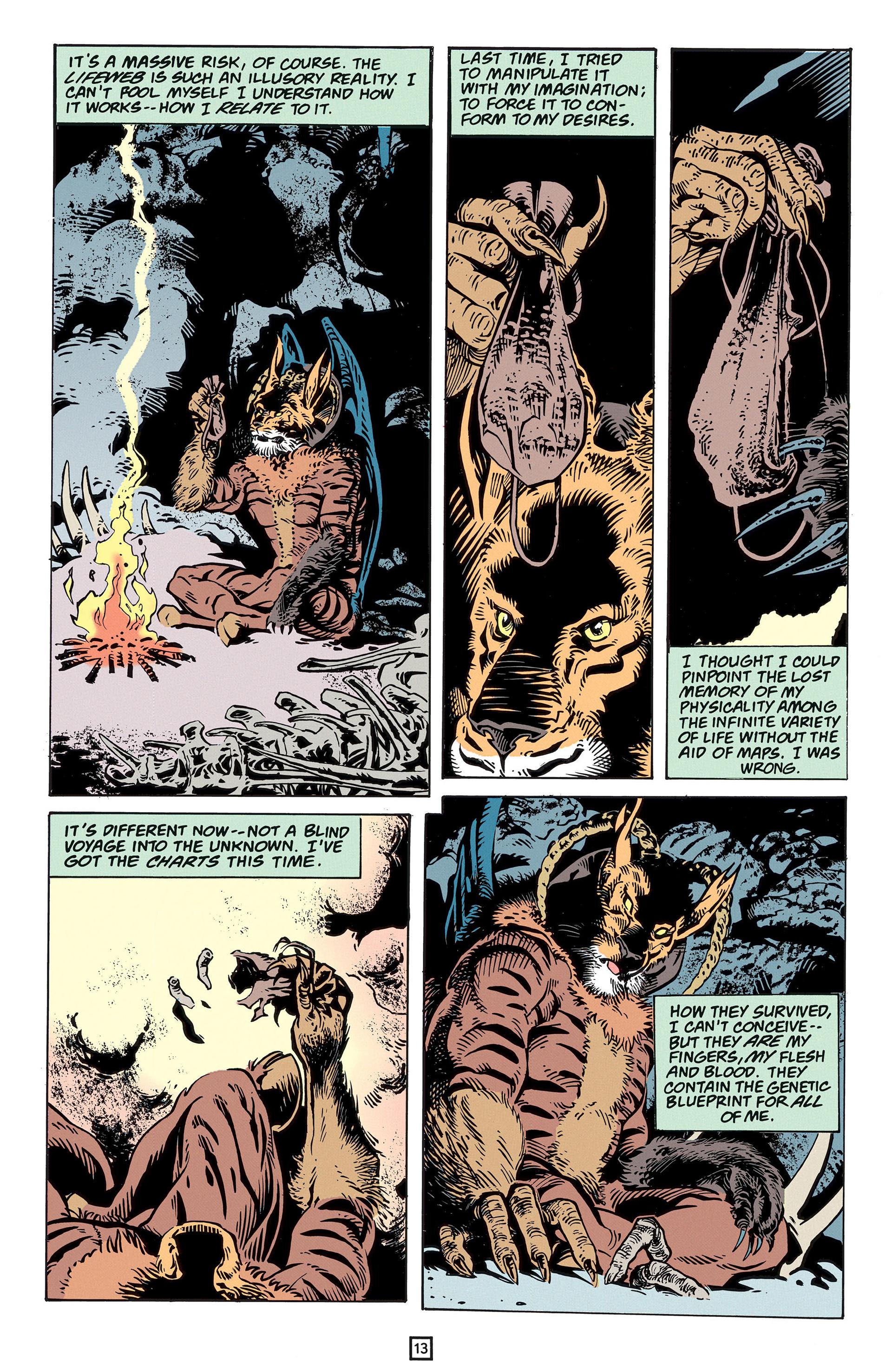 Read online Animal Man (1988) comic -  Issue #56 - 39