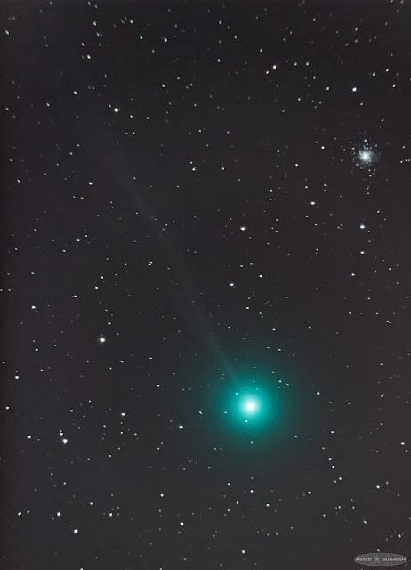 La comète Lovejoy C/2014 Q2