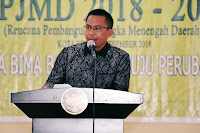Bappeda Litbang Kota Bima Gelar Musrenbang RPJMD 2018-2023