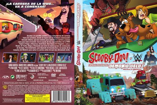 Scooby-Doo e WWE: Maldição do Demônio Veloz Torrent - BluRay Rip 720p e 1080p Dual Áudio 5.1 (2016)