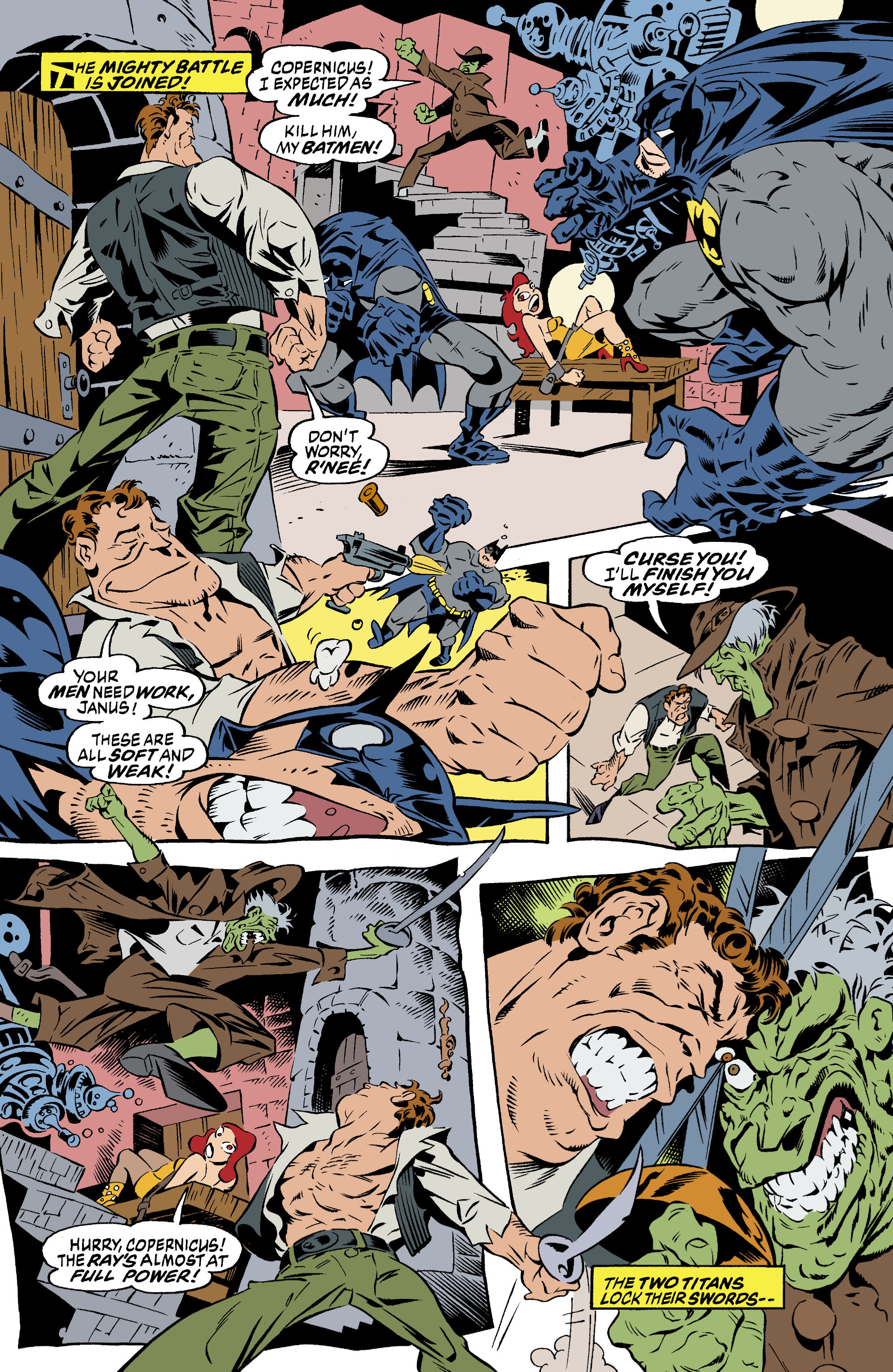 Detective Comics (1937) 753 Page 19