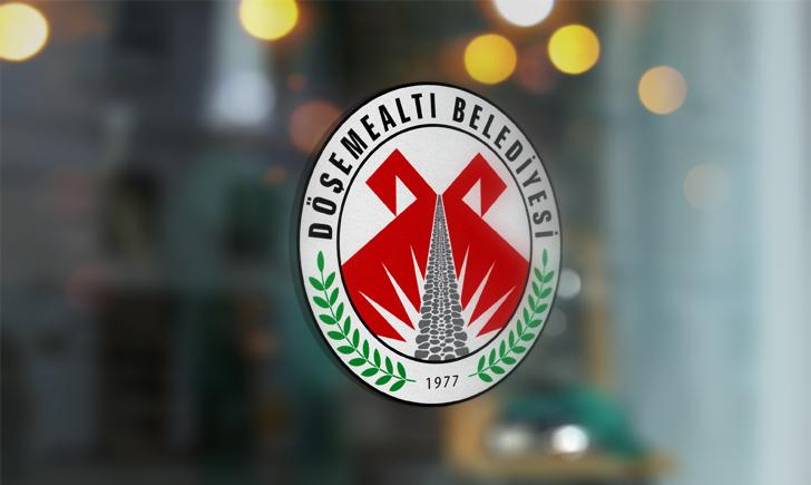 Antalya Döşemealtı Belediyesi Vektörel Logosu