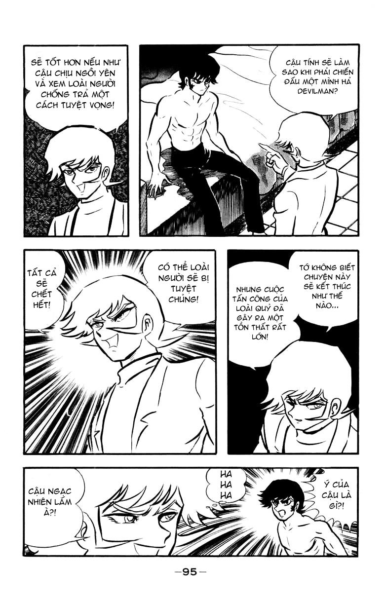 DevilMan chapter 19 trang 10
