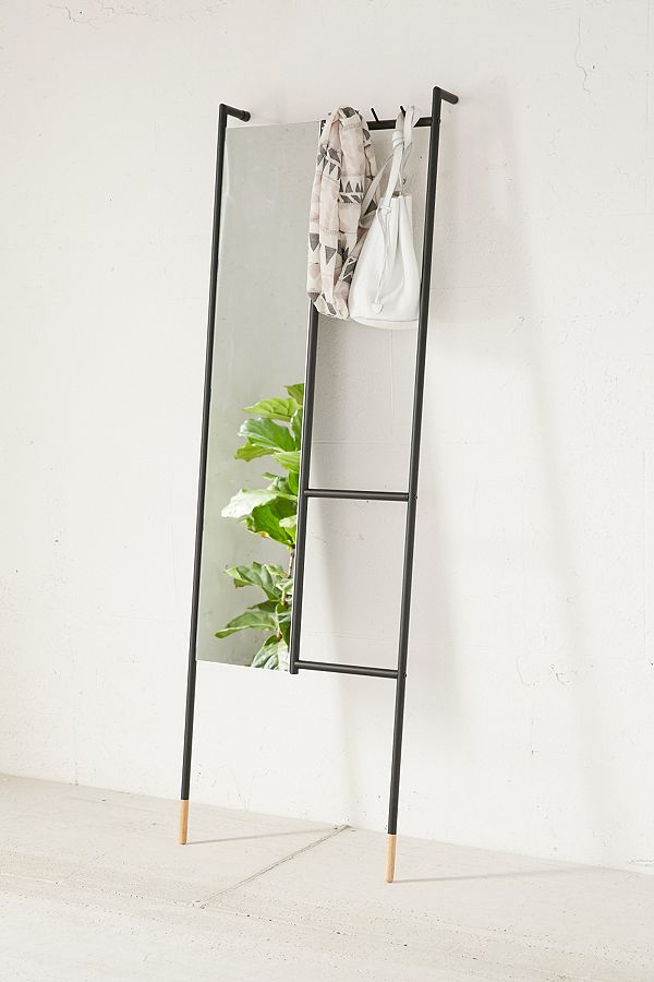 Leni Leaning Mirror | Urbanoutfitters.com