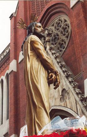 Cortes de tráfico por procesiones de Semana Santa 2019, del 14 al 21 de abril