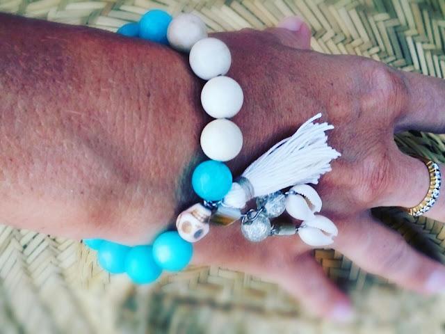 bijoux fait à la main boheme de mila